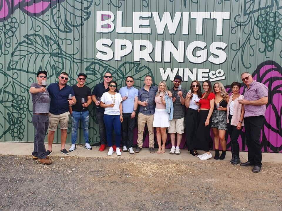 Buy Blewitt Springs Wine online